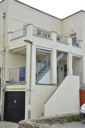 Access to Harbour House Apartments